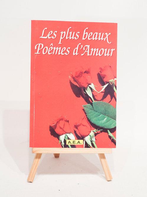 Les plus beau poèmes d'amour