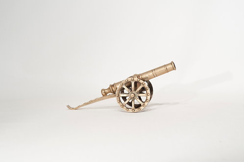 Canon  bronze ou laiton