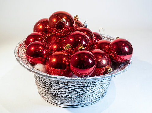 Boules de Sapin de Noël