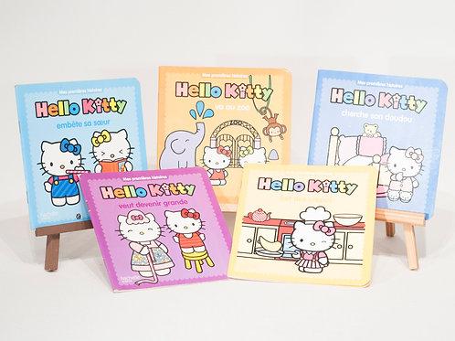Lot Hello Kitty, mes premières Histoires, Hachette jeunesse