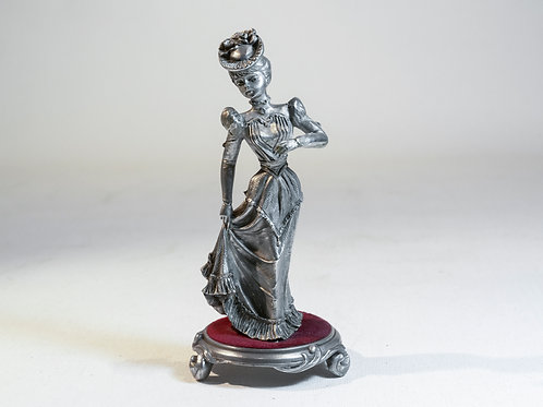 Statuette Etain
