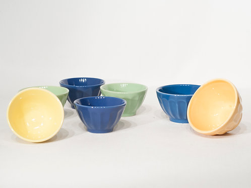 Lot de 7 petit bols en céramique