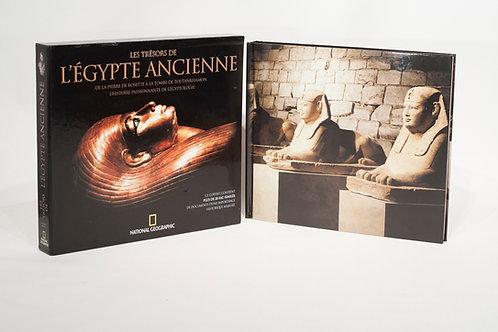 Les trésors de l'égype ancienne
