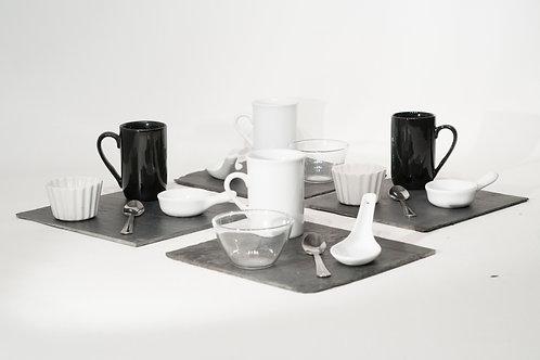 4 Set café gourmand