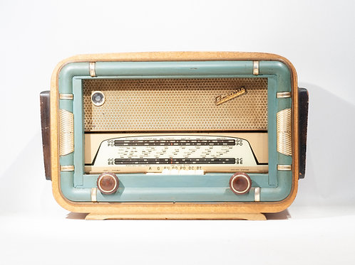 Poste de radio vintage Oceanic