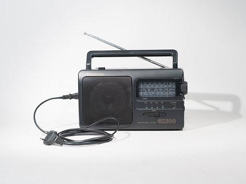 Radio Panasonic GX500