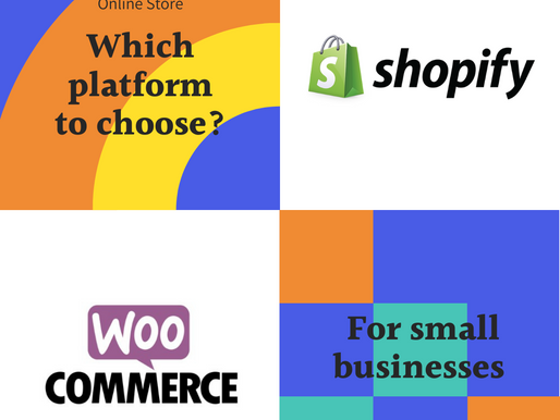 Shopify Vs WooCommerce: Why is Shopify more suitable for Singapore small businesses.