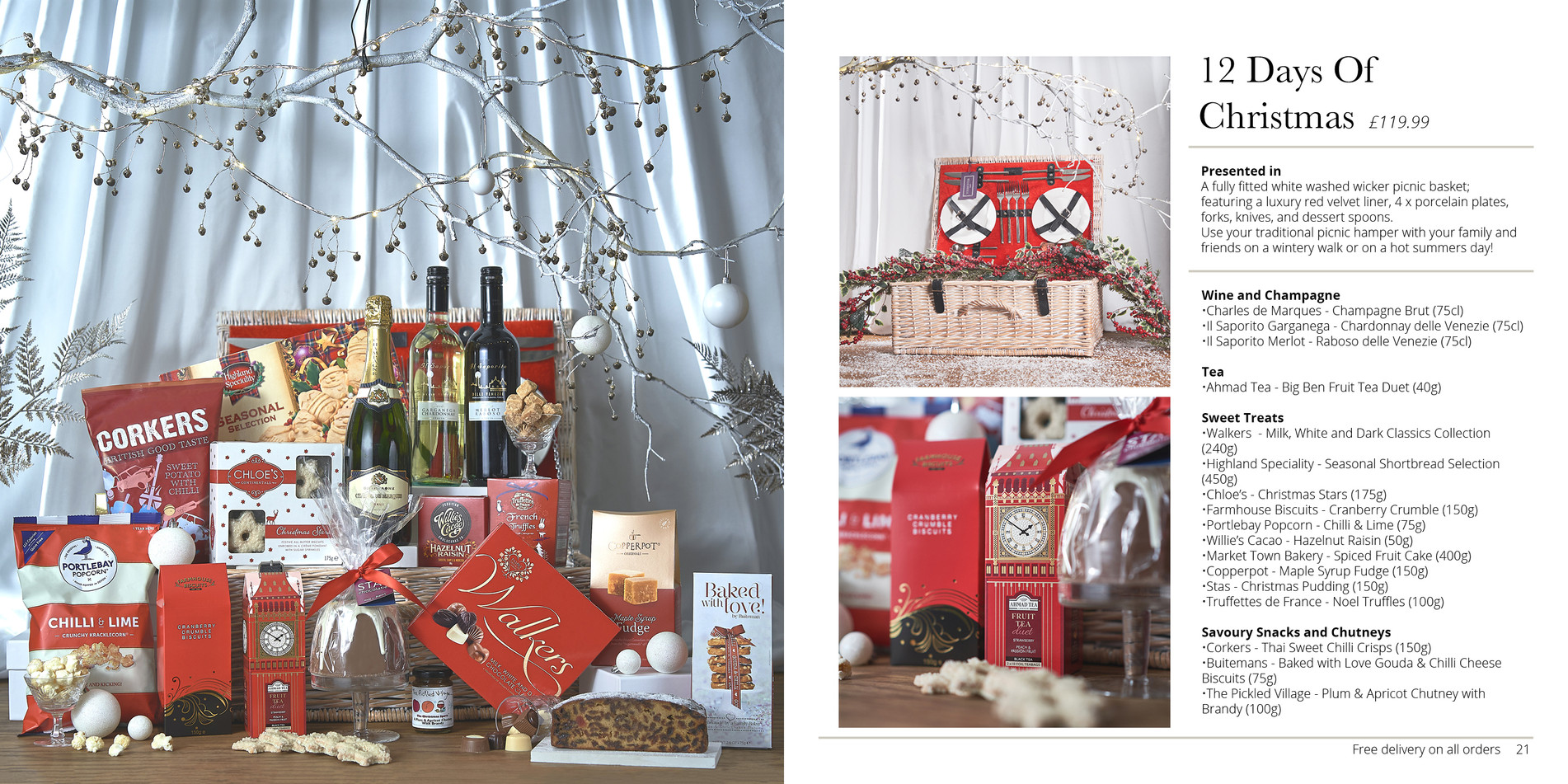 Todhunter Christmas - Gifts & Hampers Br