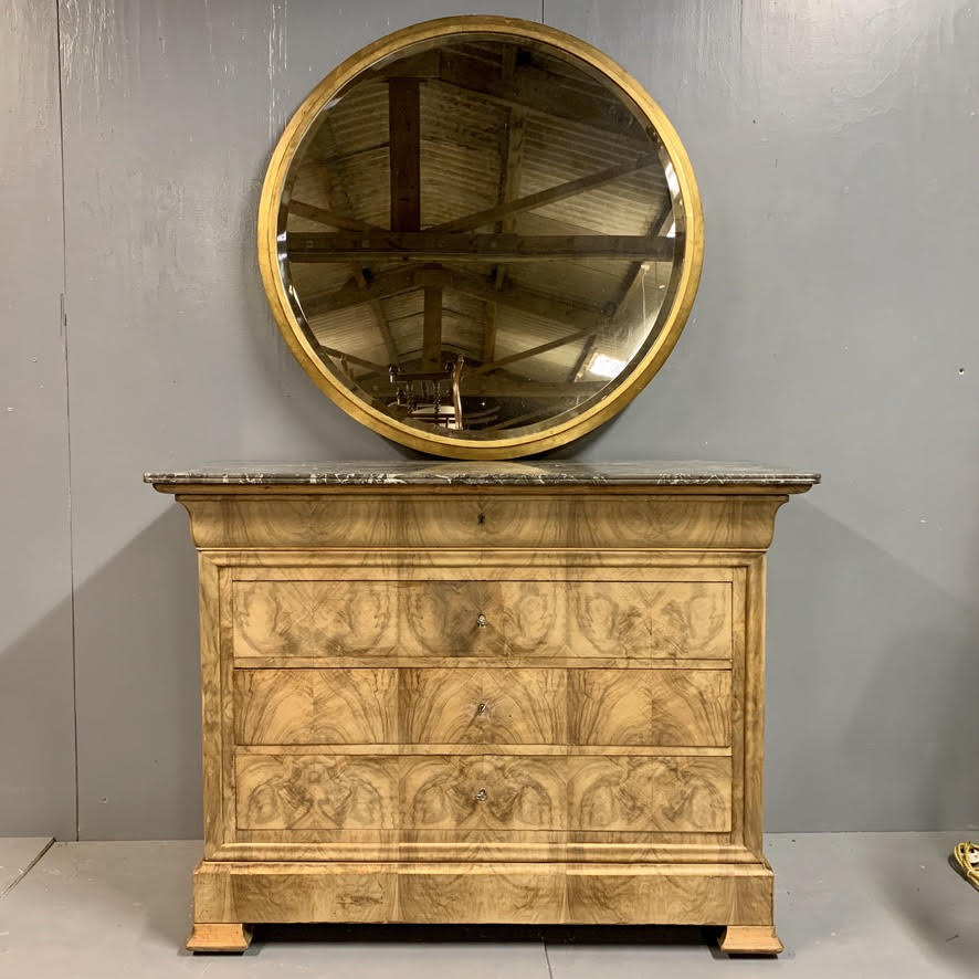 Mirror and Chest