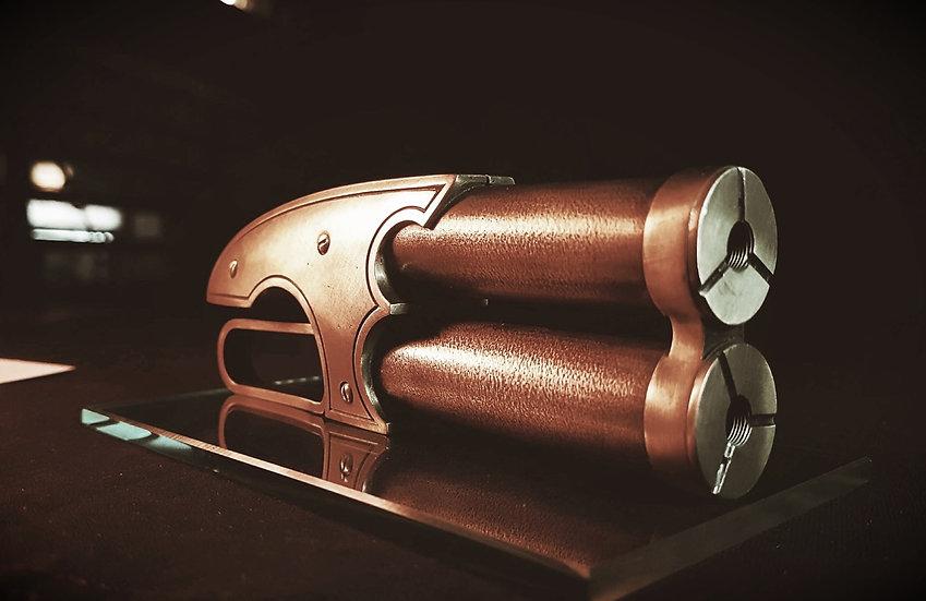 Requiem x2 barrel