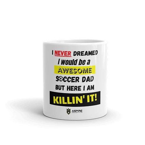 ASC Soccer Dad Mug