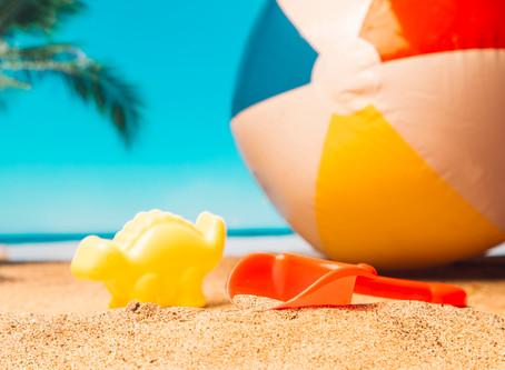 8 dicas para curtir o verão com as crianças tranquilamente