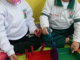 Infantil - Coordenação e Psicomotricidade