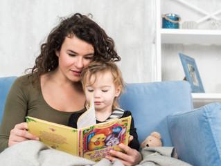6 Dicas de livros infantis para ler na hora de dormir