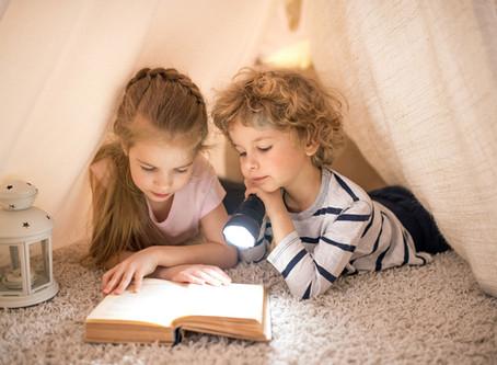 5 livros para nutrir a criatividade no seu filho