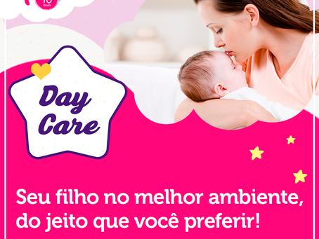 Day Care Baby Passinho