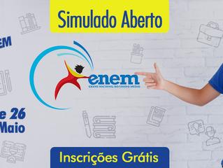 Simulado Aberto ENEM 2019