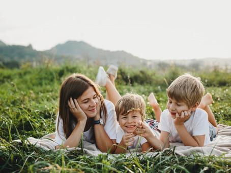 Férias, um ótimo momento para ficar mais próximo dos filhos.