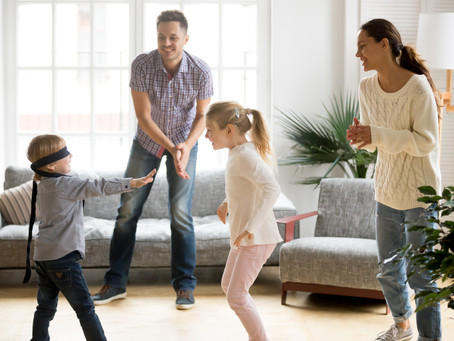 10 brincadeiras antigas que você pode fazer com seu filho (hoje)