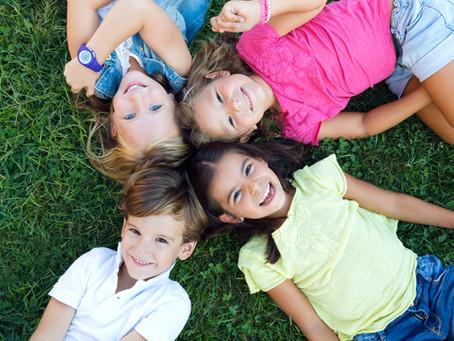 5 atividades para fazer com as crianças na Natureza