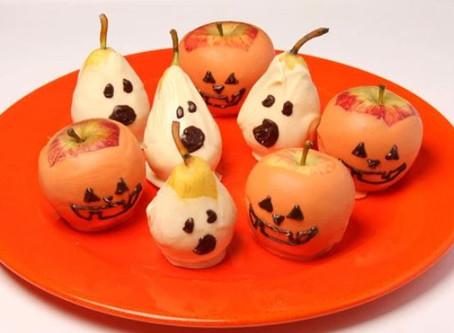 Receitinhas de Halloween