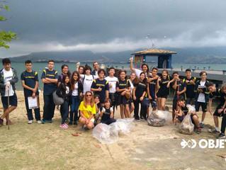Dia Mundial da Limpeza na Praia