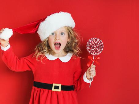 6 brincadeiras de Natal para fazer com as crianças