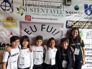 1° Congresso de Empreendedorismo Sustentável do Litoral Norte