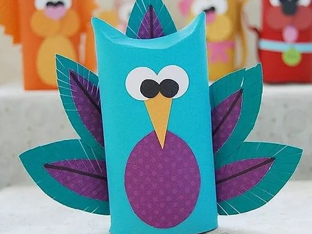 FAÇA VOCÊ MESMO - Brinquedos com materiais reciclados