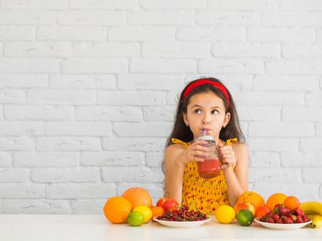 Alimentação saudável na Infância, um bem necessário.