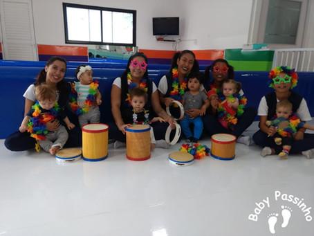 Carnaval da Baby - Berçário