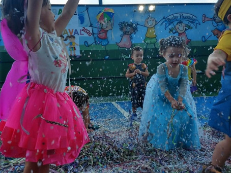 Carnaval Baby Passinho 2020