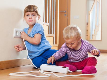 Como prevenir acidentes com os pequenos