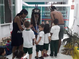 Dia do Índio - Infantil