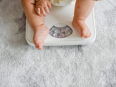 Dia Mundial Contra a Obesidade Mórbida Infantil