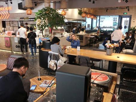 """Así será el regreso para los restaurantes: Protocolo """"Mesa segura"""""""