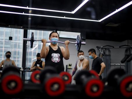 """Medidas para la """"nueva normalidad"""" de gyms y centros deportivos."""