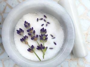 CSR: Zucchero aromatizzato alla lavanda