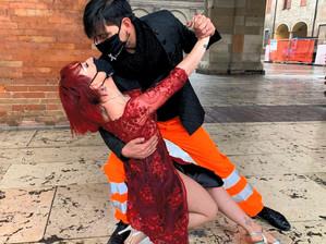 Alejandro, maestro di tango