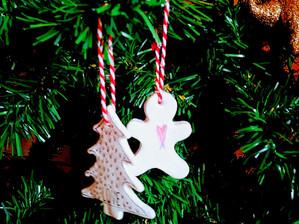 CSR: Decorazioni natalizie