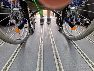 Procedura trasporto disabili