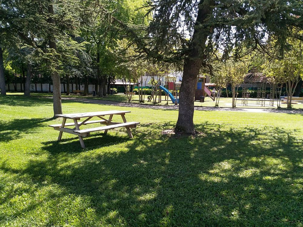 Campo giochi di V. Trento a Roveleto di Cadeo - PC