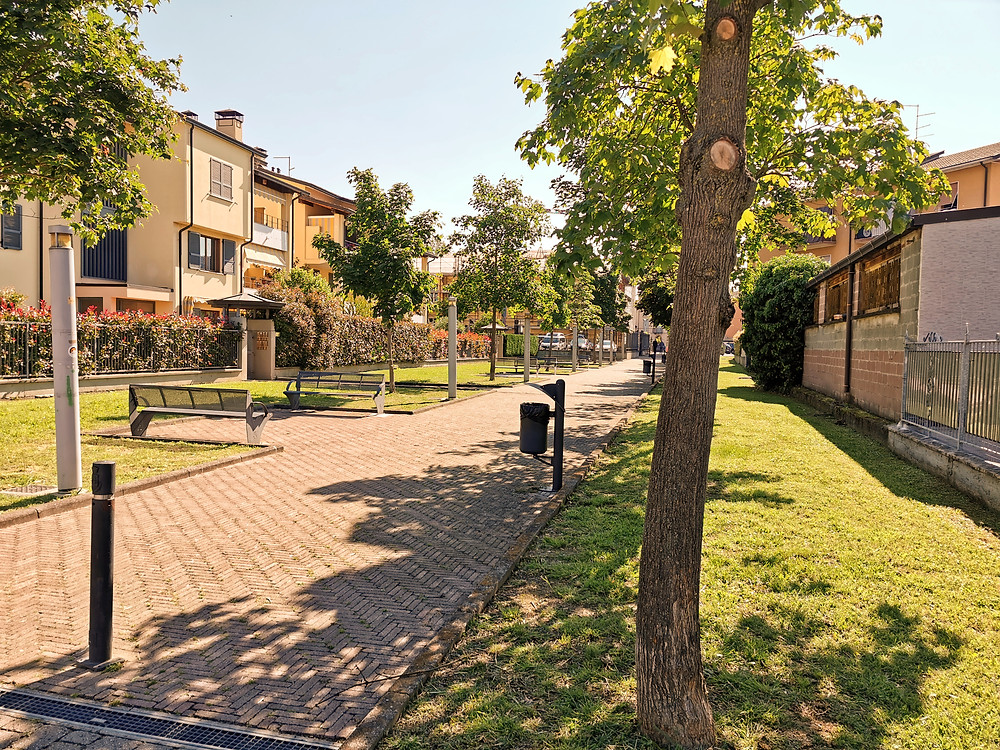 Area Verde Via Perini - San Giorgio Piacentino