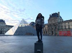 The Louvre - Paris, France
