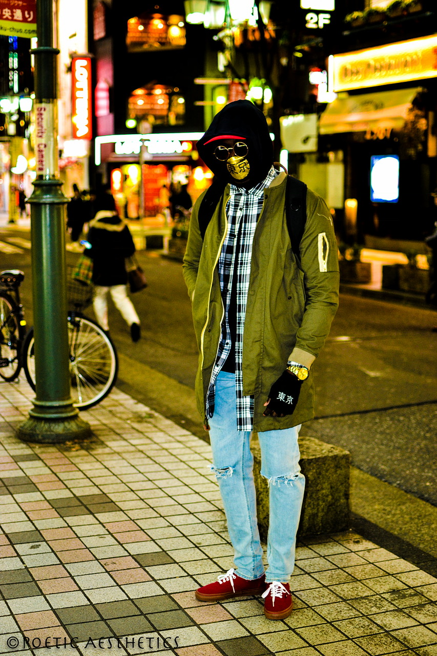 Shinjuko, Japan