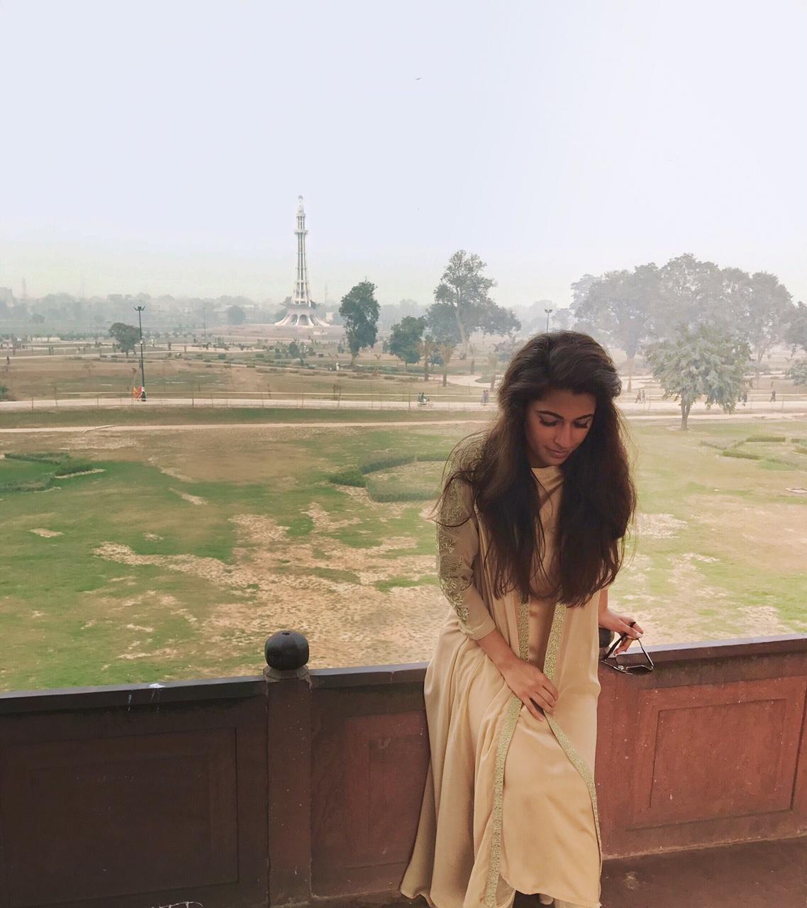 Minar-e-Pakistan - Lahore, Pakistan
