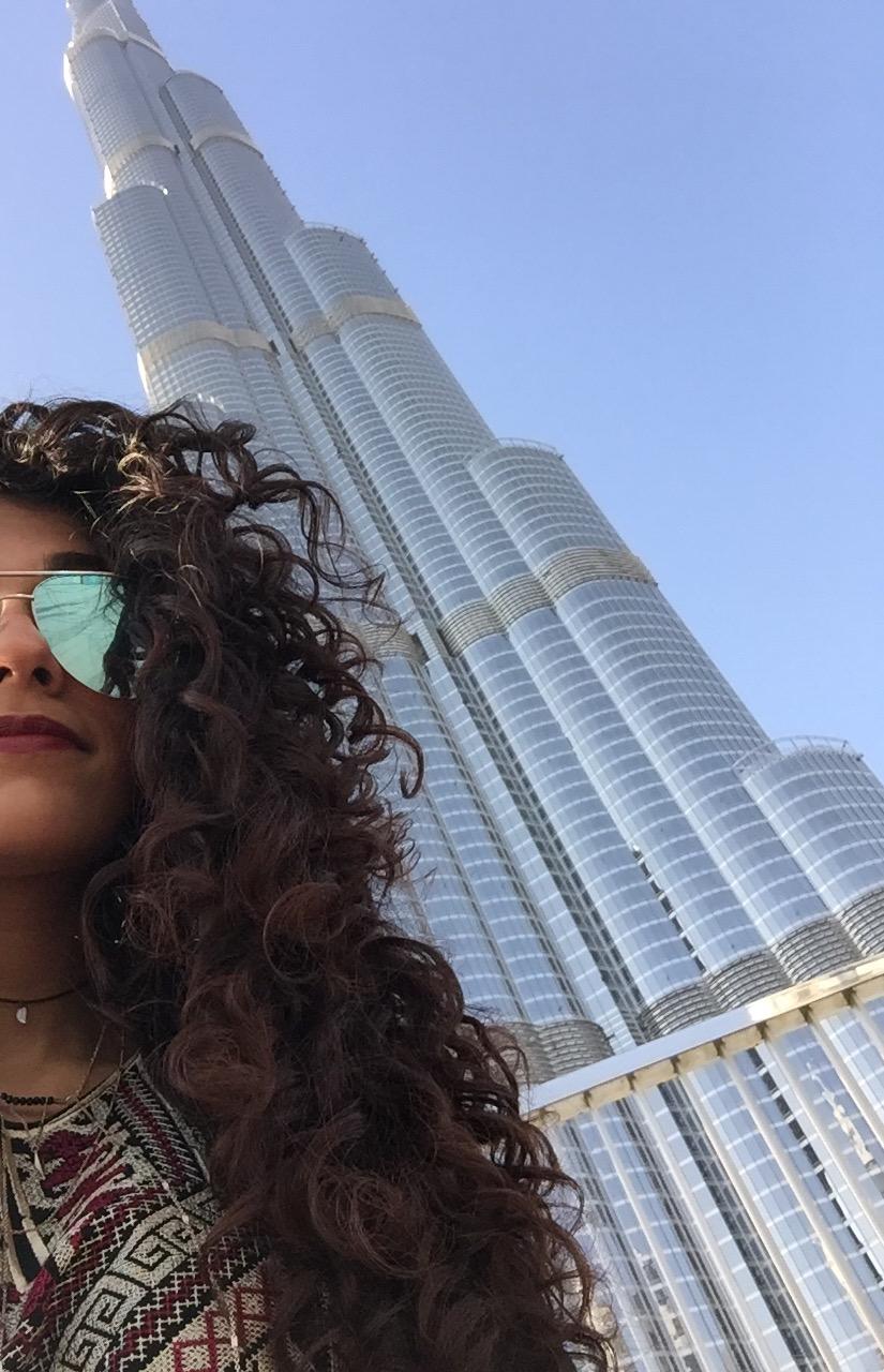 Burj Khalifa - Dubai, UAE