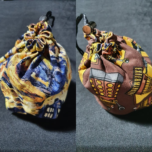 Reversible Dice Bag - New Style