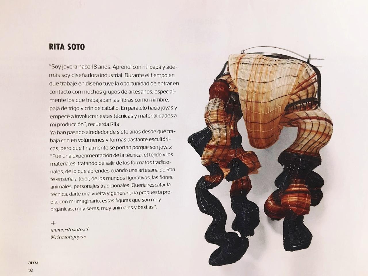 Revista masdeco / La Tercera