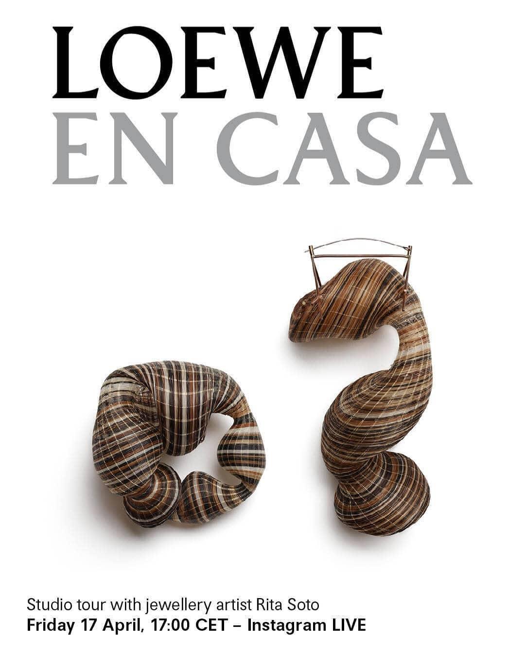 LOEWE EN CASA / LIVE